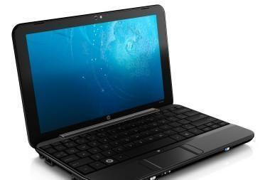 Naujas HP mini nešiojamasis kompiuteris
