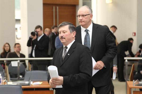 Darbo partija stabdo dalyvavimą Vilniaus miesto valdančiojoje koalicijoje