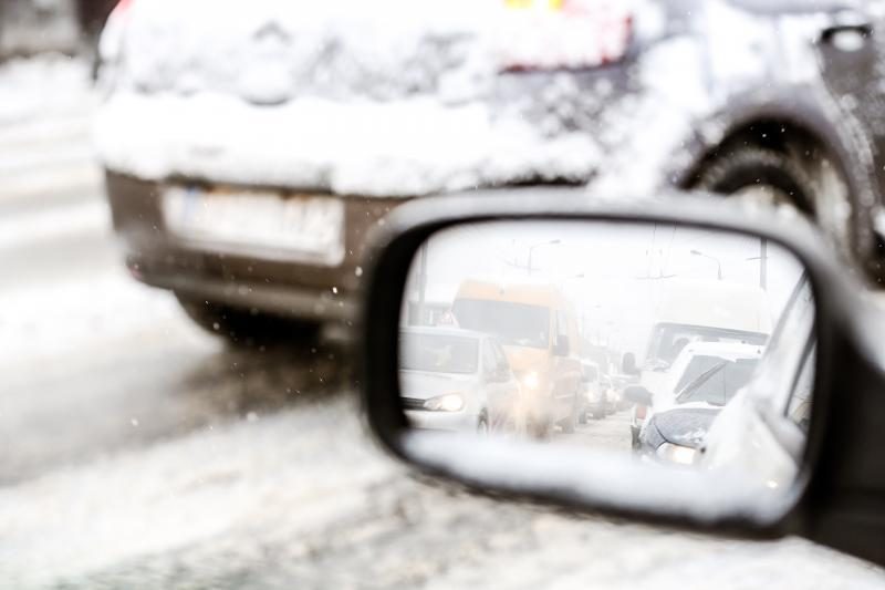 Kaip išvengti automobilio gedimų žiemos metu?