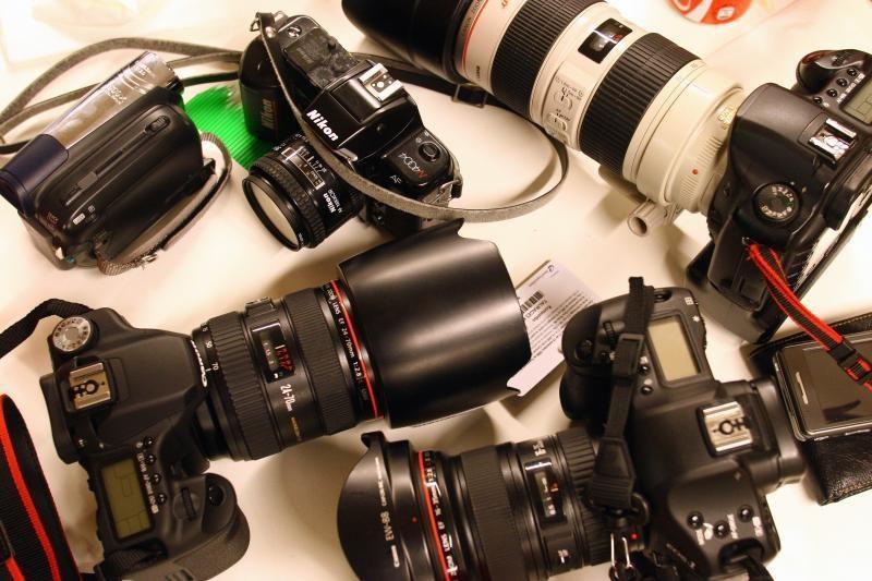 Pažeidimus miesto tvarkdariai fiksuos naujais fotoaparatais