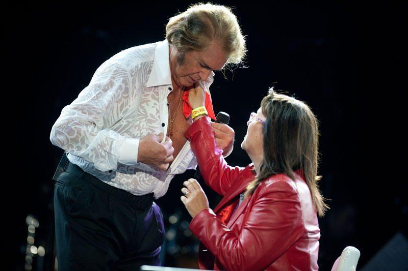 JK Eurovizijoje atstovaus estrados veteranas E.Humperdinckas