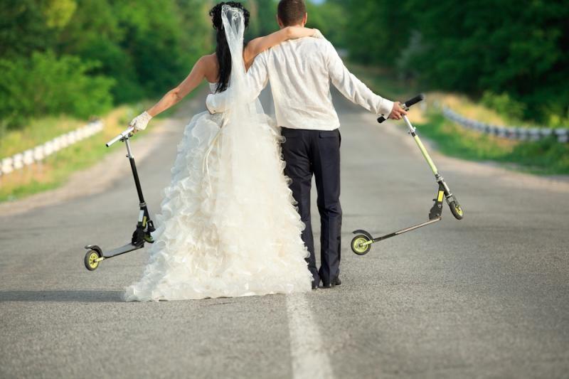 Lietuviai ES lyderiauja pagal santuokų ir skyrybų skaičių