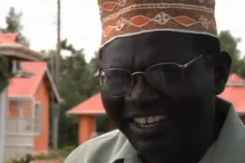 Netikras B. Obamos brolis Kenijoje siekia politinio posto