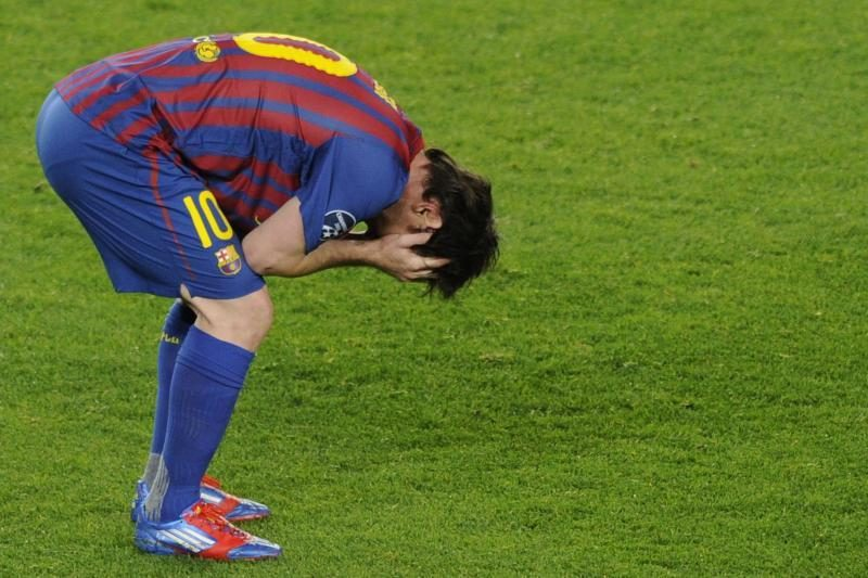 Spekuliacijos: futbolo vunderkindui L. Messi trūksta motyvacijos?