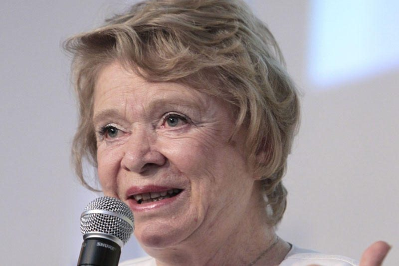 2012 metų Sofijos premiją pelnė Prancūzijos teisininkė Eva Joly