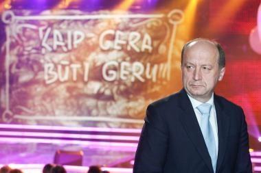 Konservatoriai - vėl populiariausia partija Lietuvoje