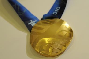 Rusija grįžo į medalių įskaitos dešimtuką