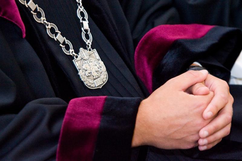 Trakų rajono apylinkės teismo teisėjui iškelta drausmės byla