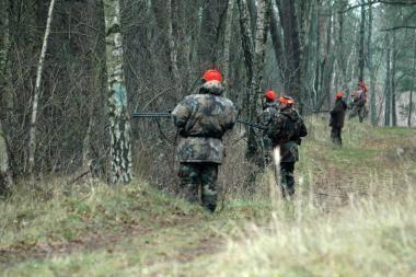 Už nušautą lūšį vokiečiui skirta didelė bauda