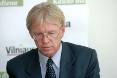 D.Jankauskas ieško trečio viceministro