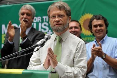 Lietuvis vejasi varžovą Kolumbijos prezidento rinkimų kampanijoje