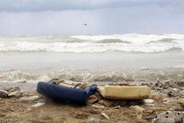 Lėktuvo katastrofą Viduržemio jūroje galėjo sukelti žaibas