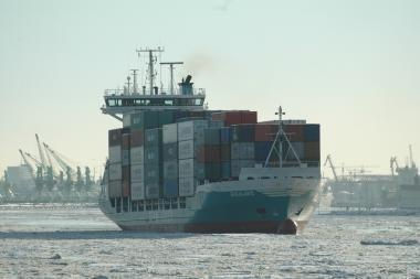 Klaipėdos uostas laivus vilios mažesnėmis rinkliavomis