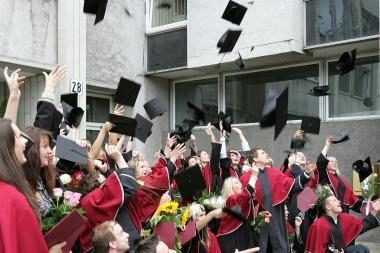 Studentų korporacijos ir šiandien teisia garbės teismuose