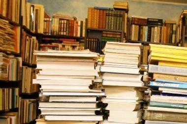 Ne darbas, o malonumas: VU biblioteka ieško savanorių
