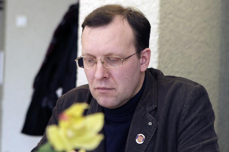Kontrolės komitetui vadovaus N.Puteikis