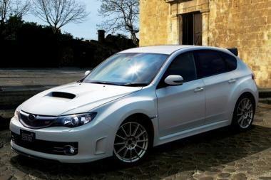 "Jubiliejinė ""Subaru Impreza"