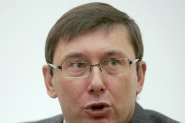 Kaltinimai J.Lucenkai - valstybės turto pasisavinimas dideliu mastu