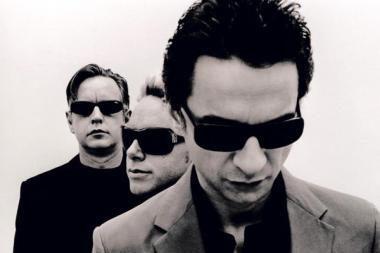 """Depeche Mode"" koncertinis turas nenutrūks"