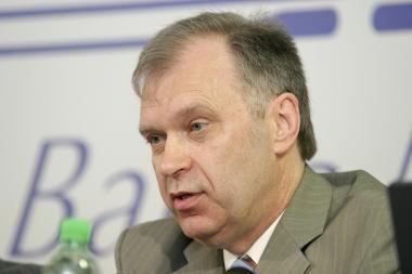 R.Rudzkis: pramonės produkcijos kainų augimui Lietuvoje dar nėra pagrindo