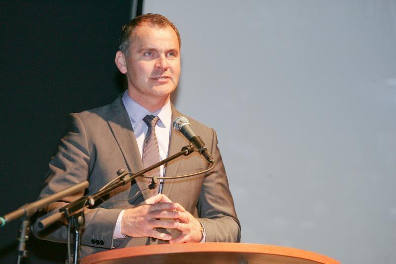 Žemės ūkio ministras atleido viceministrą A.Macijauską