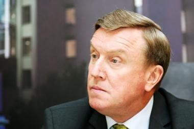 VMVT vadovui K.Lukauskui siūloma pareikšti pastabą