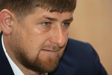 Čečėnijos vadovas: neramumais Maskvoje siekiama įžiebti tautinę nesantaiką