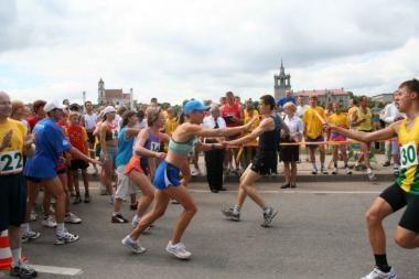 Rengiamasi VIII pasaulio lietuvių sporto žaidynėms