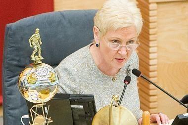I.Degutienė: jei ne pergalė Durbės mūšyje, kažin ar šiandien būtų Lietuva