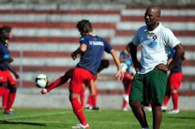 Portugalijos jaunimo rinktinė rungtynėms su lietuviais ruošis kaip finalui