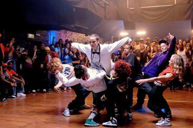 """""""Gatvės šokiai 3D"""" didina seansų skaičių"""