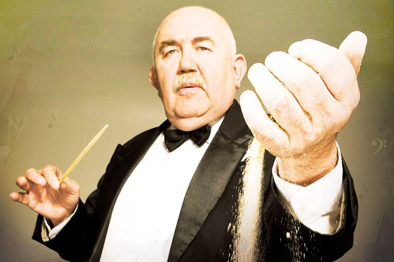 Senamiesčio muzikos festivalio kulminacija: D.Katkus taps kunigu