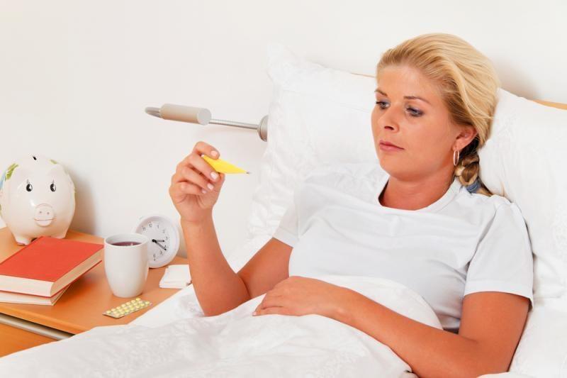 Didžiausias sergamumas gripu - Vilniuje