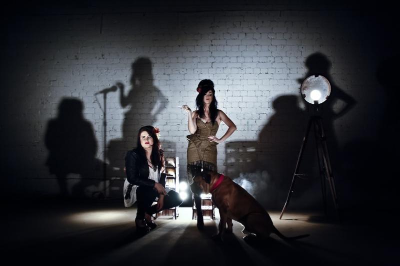 Įkūnydama A.Winehouse E.Jennings tapo brunete (nuotraukos)