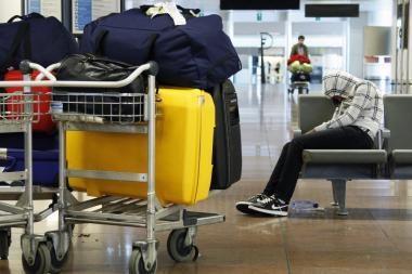 Keleiviai į šalį galės įvežti brangesnių prekių
