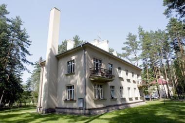 Statybininkai atnaujins premjerų rezidencijas Turniškėse