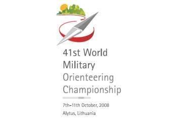 Pasaulio kariškiai susikaus orientavimosi trasoje
