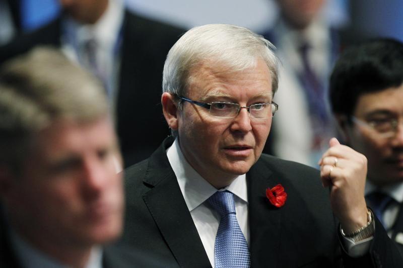 Atsistatydino Australijos užsienio reikalų ministras