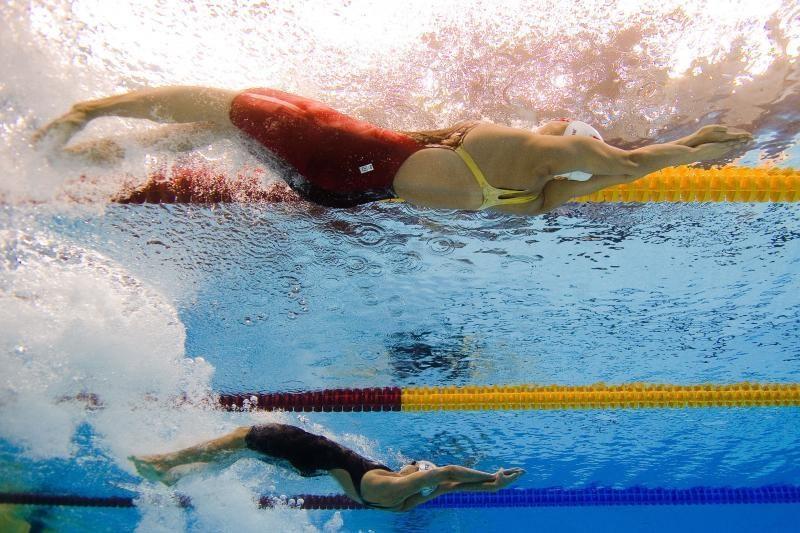 M.Sadauskas pateko į Europos plaukimo čempionato pusfinalį