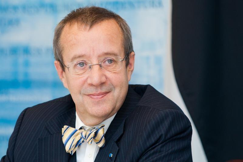 Estijos prezidentas remia Visagino atominės elektrinės projektą