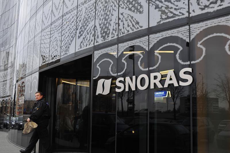 """""""Snorui"""" inicijuojamas bankrotas (dingo 3,4 mlrd. litų)"""