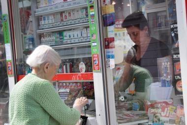 Alkoholio prekyba kioskuose gali baigtis neprasidėjusi