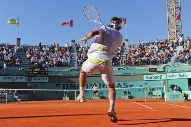 Oskaro Kalinausko nesėkmė ITF serijos teniso turnyro Glazge kvalifikacijoje