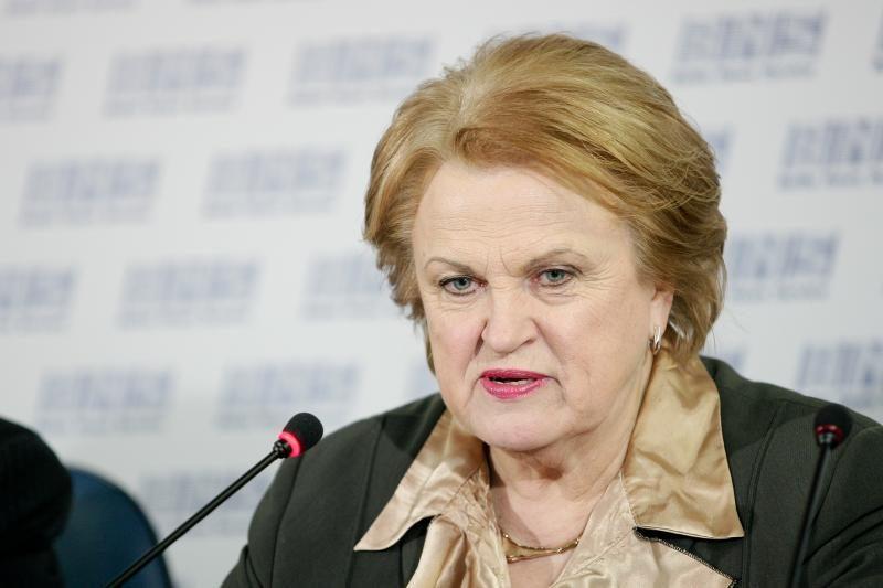 Seimo pirmininkė: K.Prunskienė parodė savo tikrąjį veidą