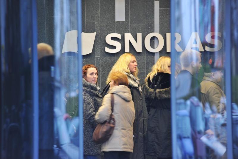 """Neginčijami """"Snoro"""" kreditorių reikalavimai - 6,5 mlrd. litų"""