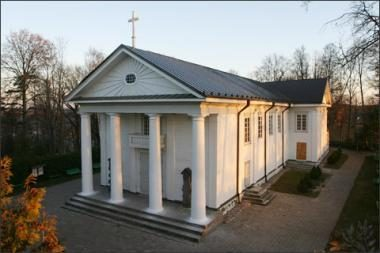 Pivašiūnų bažnyčia bus toliau restauruojama