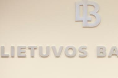Lietuvos bankas apsigalvojo dėl depozitoriumo