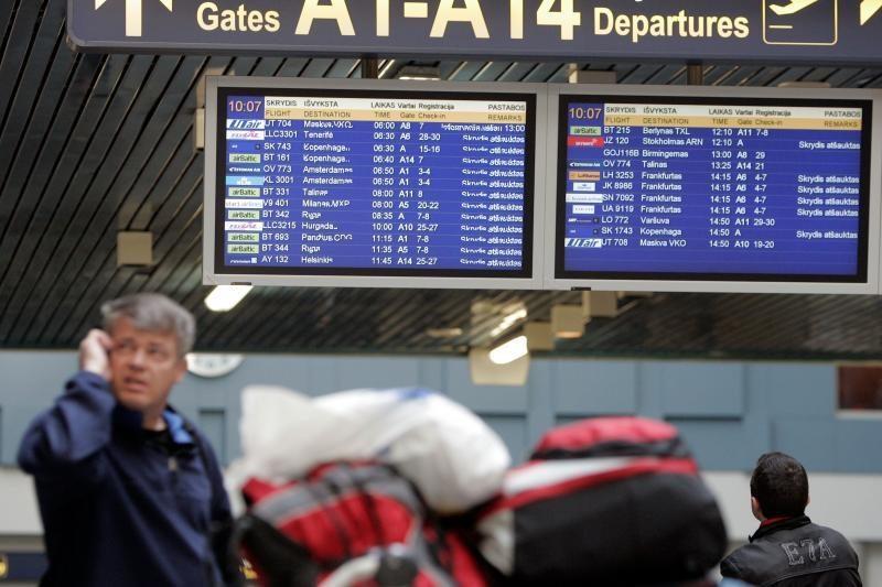 Oro uoste rusas nedeklaravo beveik 100 tūkst. litų