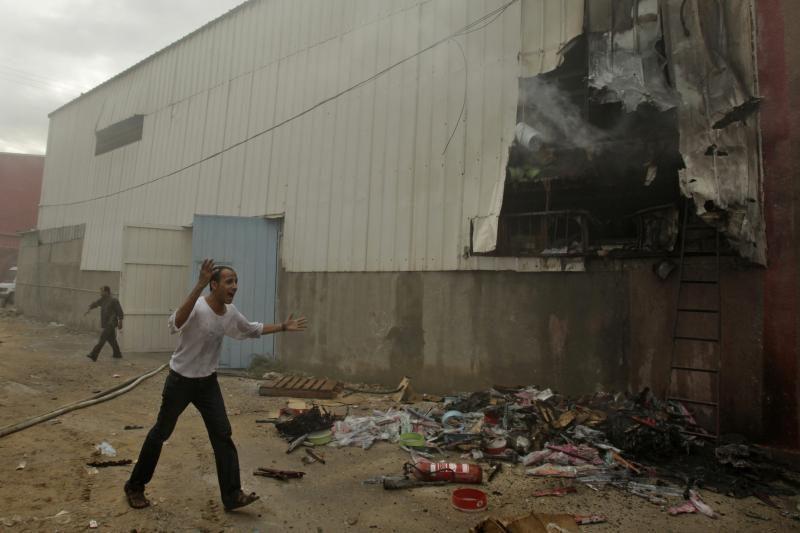 Izraelis vėl daug kartų atakavo Gazos Ruožą