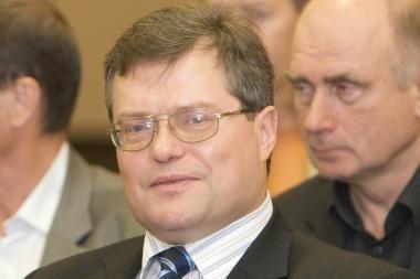 Išrinkti Seimo pirmininko pavaduotojai